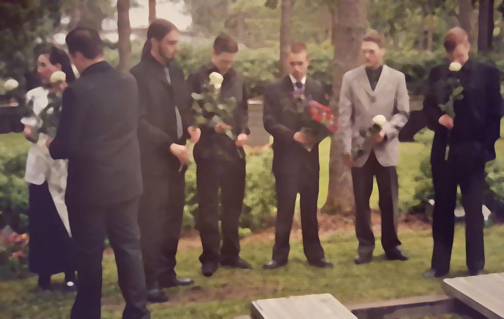 hautajaiset / Hautaustoimisto Ungern
